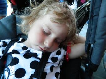 addie sleeping